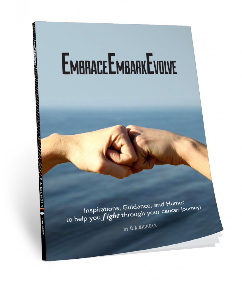 EmbraceEmbarkEvolve book cover