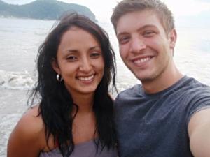 Ryan and Stephany in Nicaragua