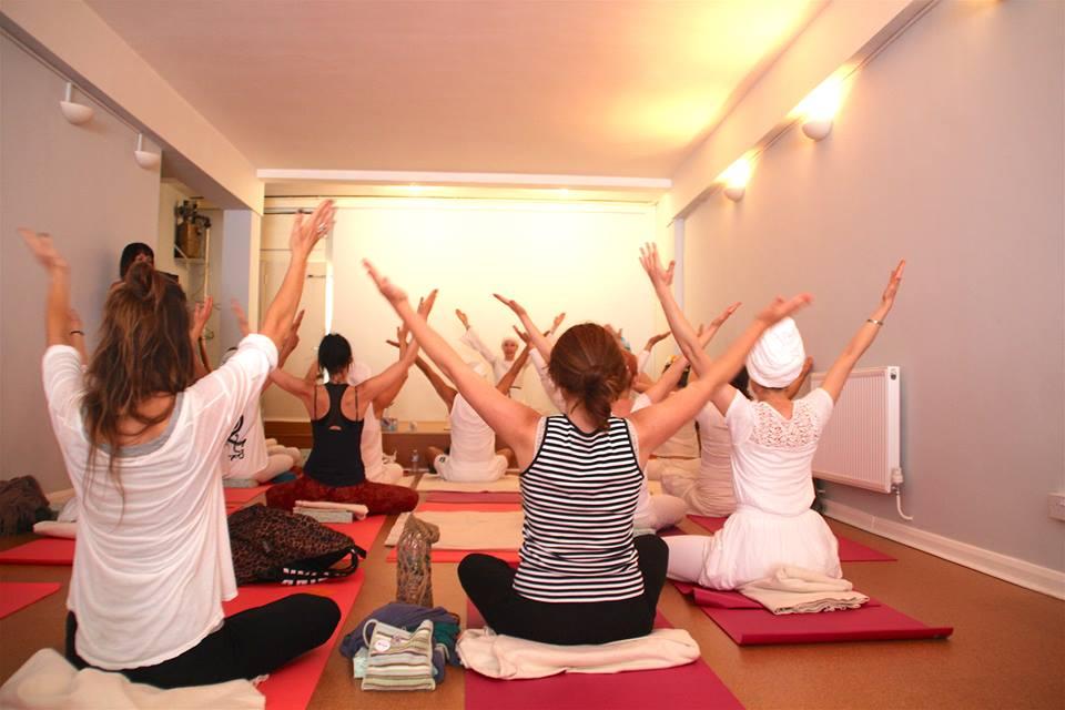 Joy Yoga Dalston Kundalini Studio