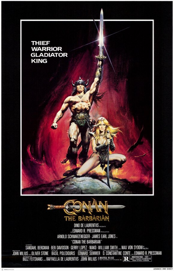Conan The Barbarian (1984)