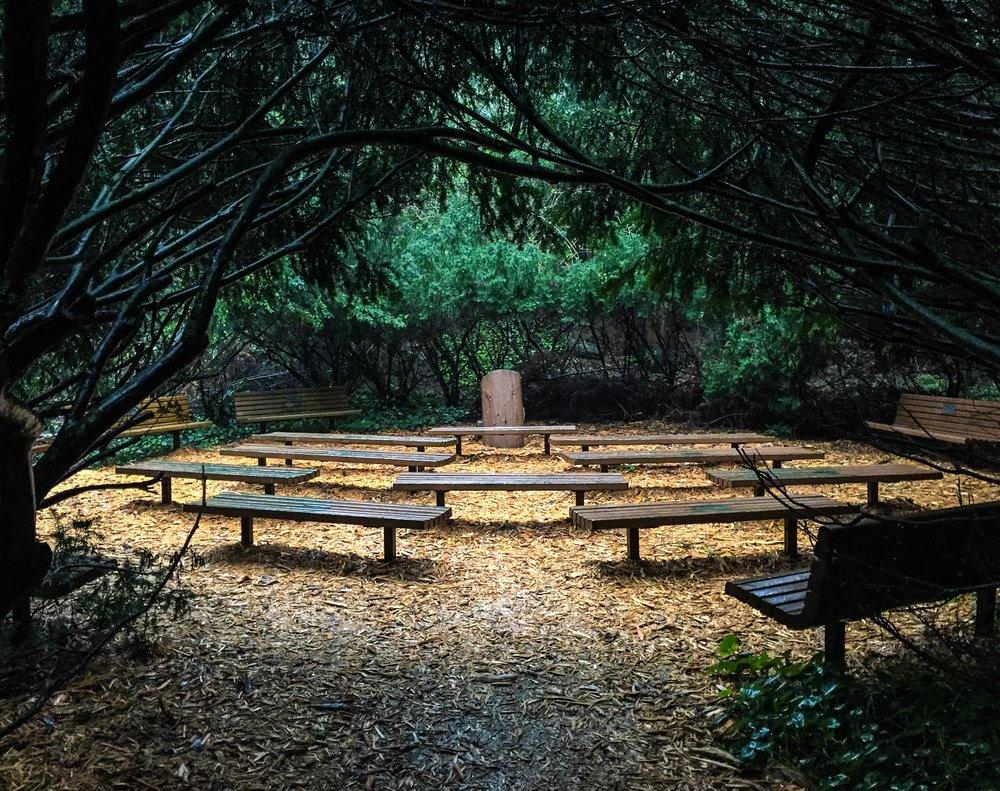Golden Gate Park, CA