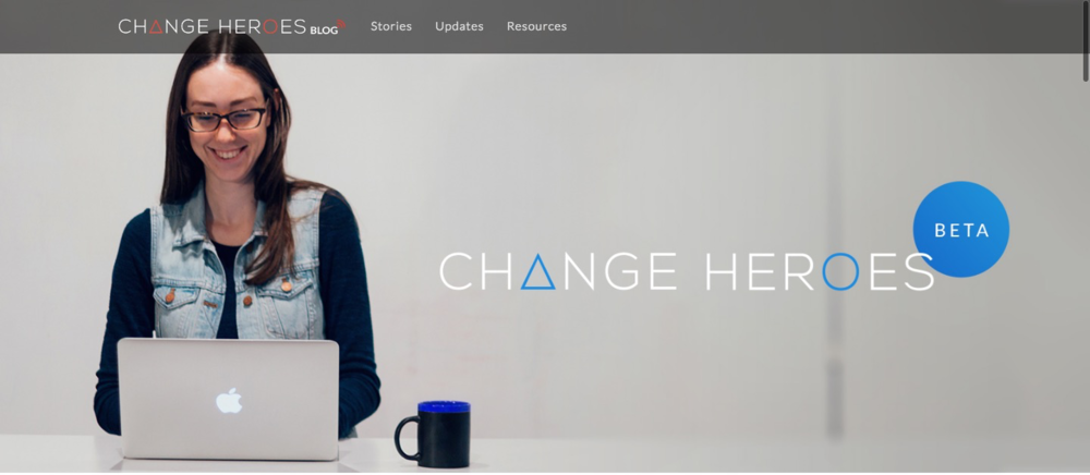 http://blog.changeheroes.com/announcing-change-heroes-beta-program