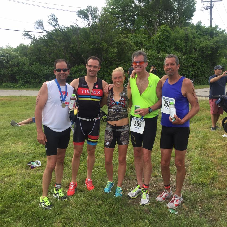Mighty Montauk 2016: Uncle Pete, Jeff, Me, Uncle Rob, Uncle Mike