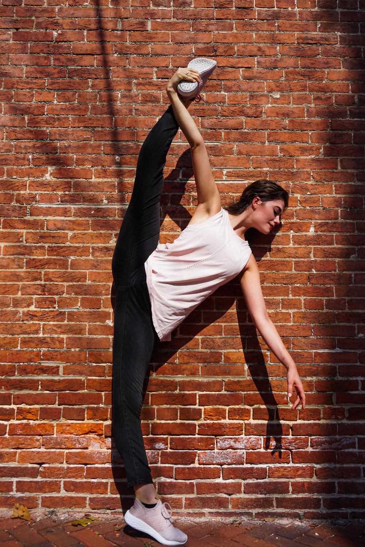 Athleta Foothill Tank - Ballerina Gown  Fresh Foam Cruz v2 by New Balance® sold by Athleta  Athleta Sculptek Skinny Jean Carbon Wash