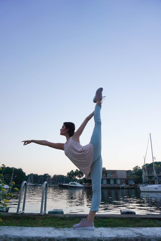 Athleta Foothill Tank - Ballerina Gown  Fresh Foam Cruz v2 by New Balance® sold at Athleta  Athleta Sculptek Skinny Crop Jean Biscayne Wash