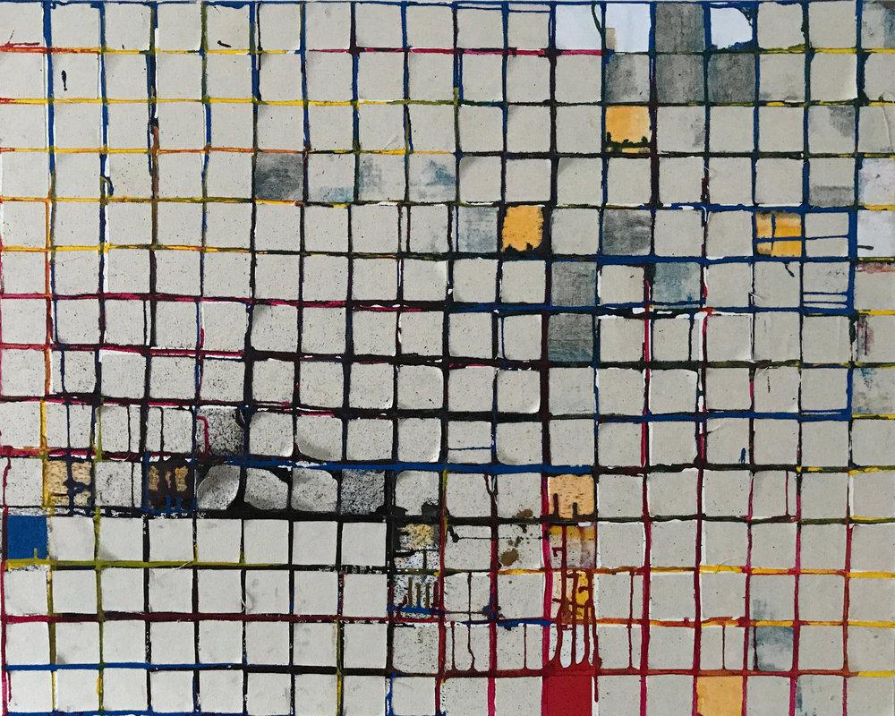 Untitled Primary Squares