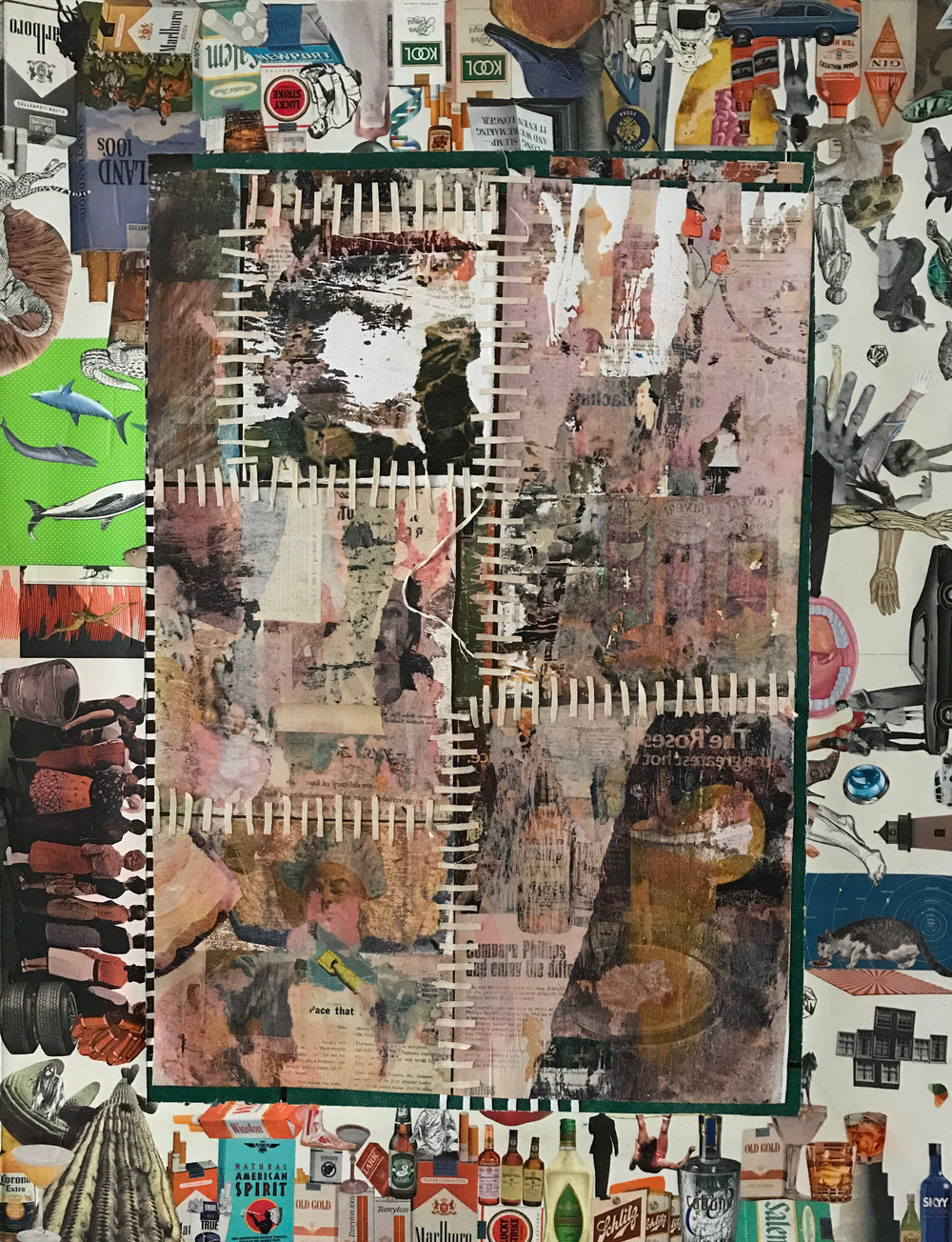 Untitled Piecework