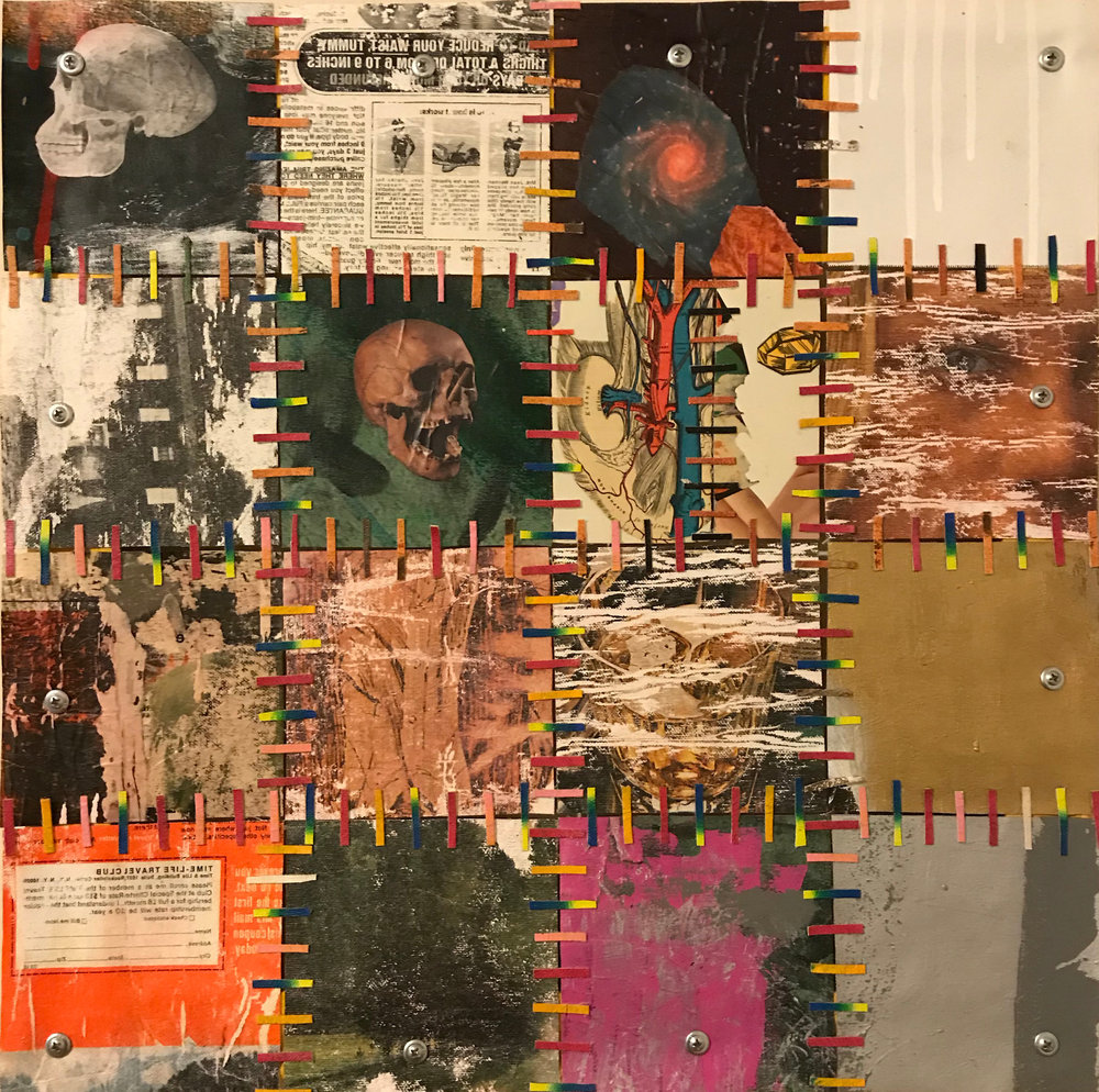 Sixteen Square Assemblage