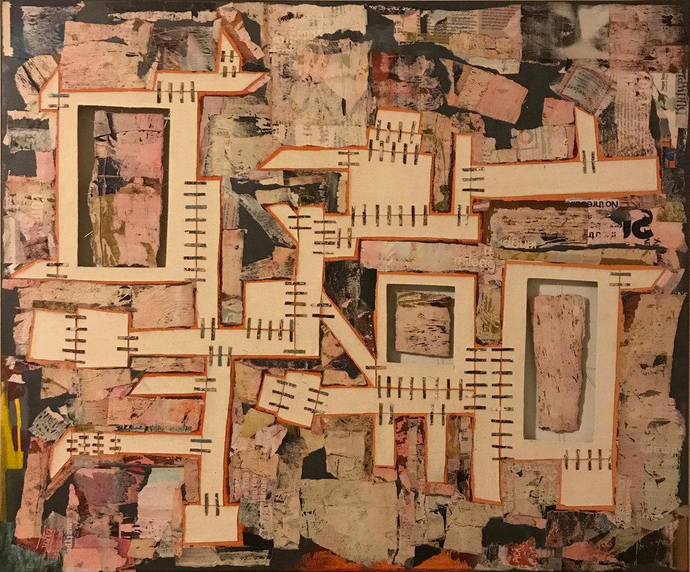 Canvas Composition 112