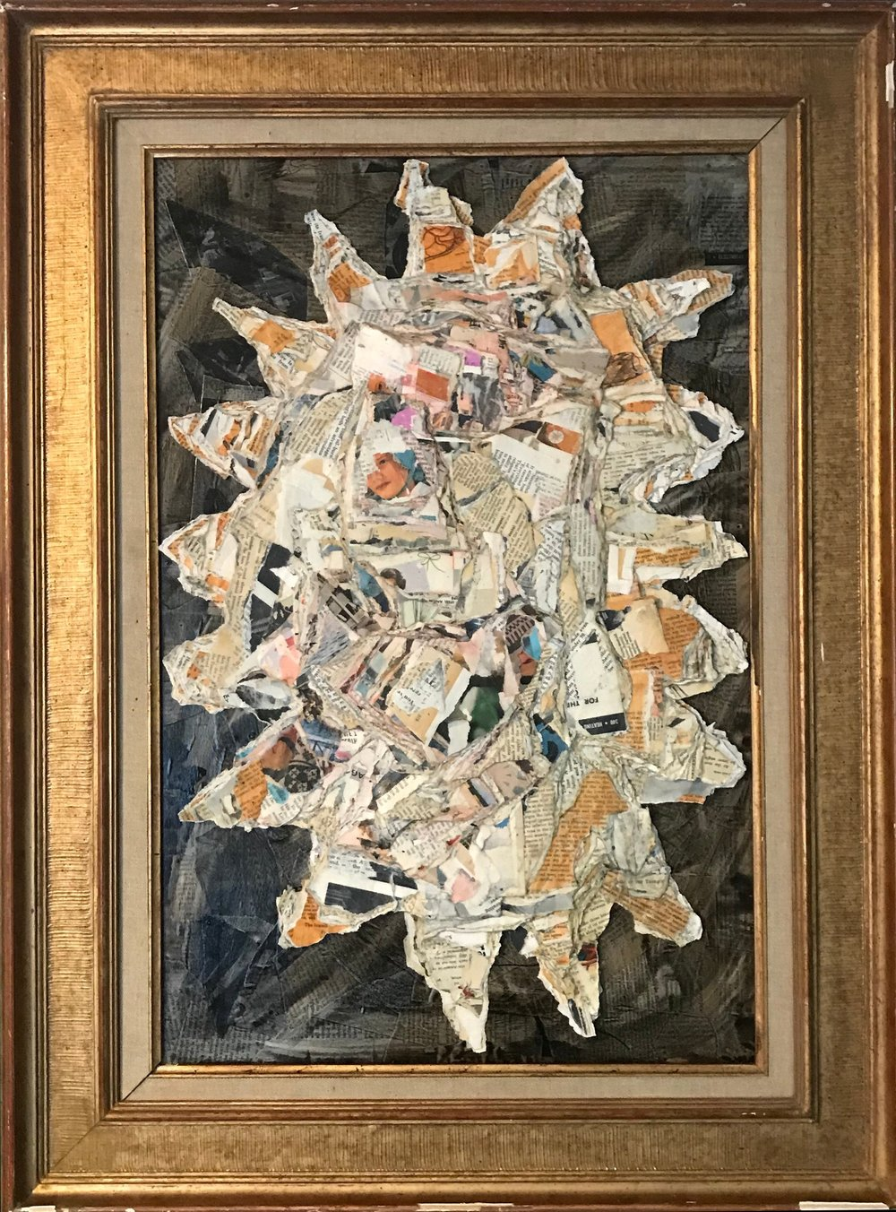 Paper Assemblage 530