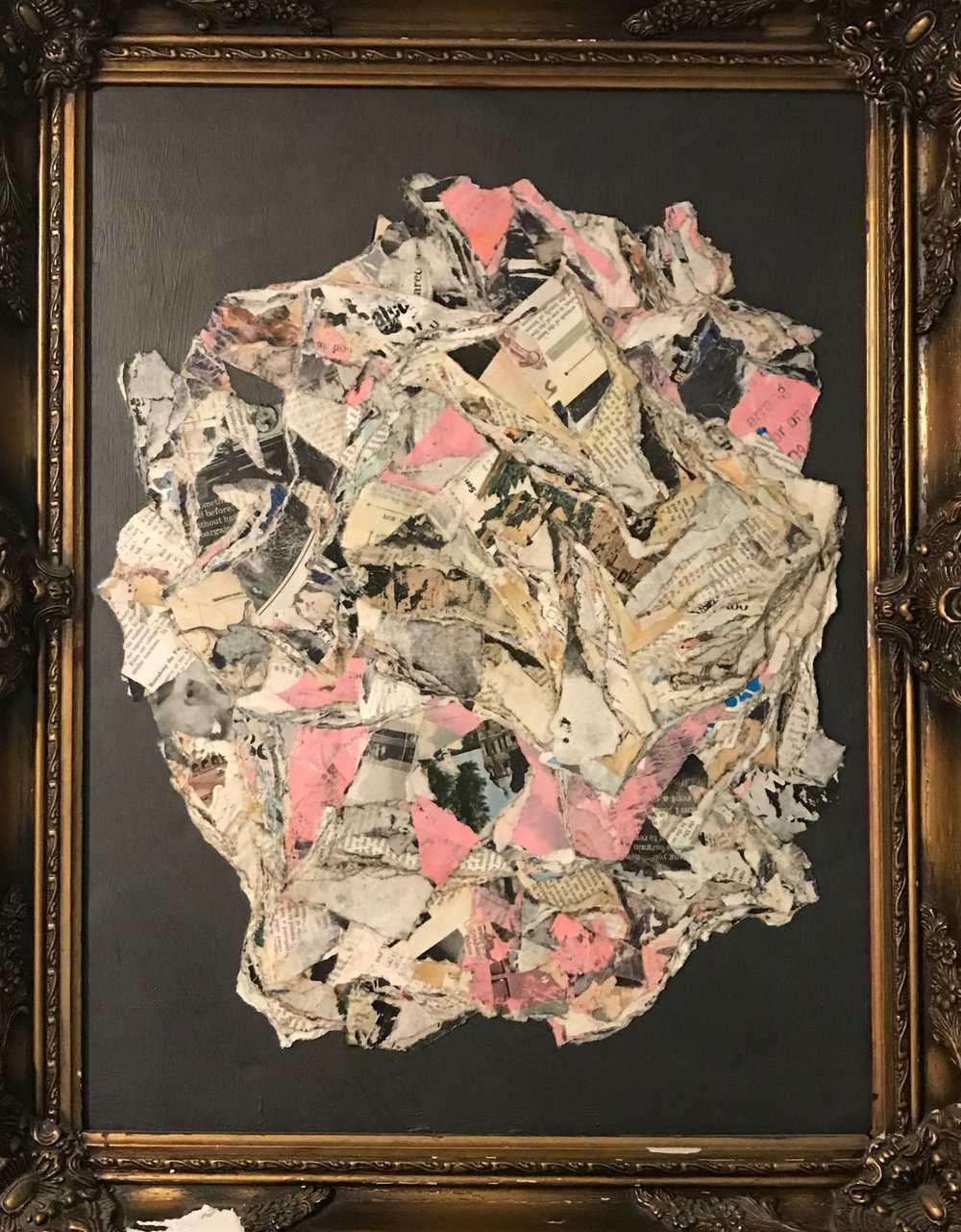 Paper Assemblage 522