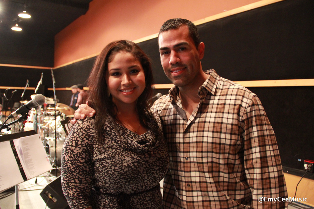 Emy with JW Cortes