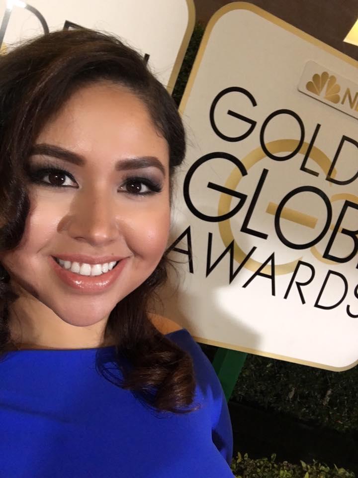 Emy Cee, Golden Globes 2017