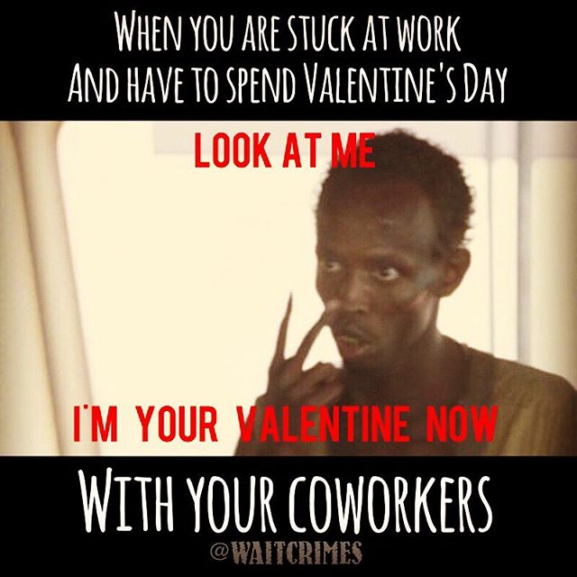 #lookatme HAPPY VALENTINE'S DAY from #waitcrimes!  #waitcrimes #serverlife #serverprobs #serversbelike #serverlifeproblems #server #servers #serverproblems #justiceserved #yourserverhatesyou #boh #foh #restaurantlife #t #workflow #lmfao #lmao #hostess #waitress #restauranthumor #lifeasaserver #lineup #runner #preshift #valentinesday #valentinesdinner