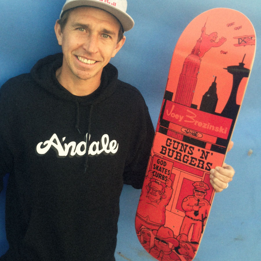 jon_Horner_Cliche_Skateboards_Street_Series_Joey
