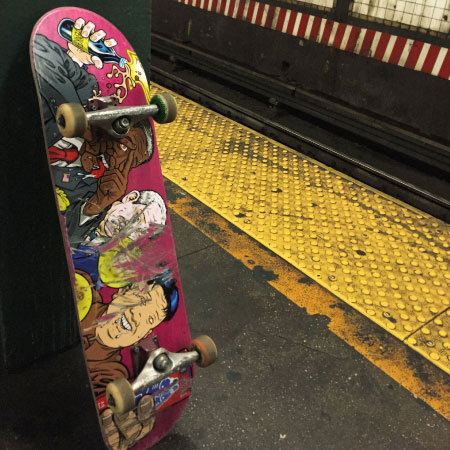 Cliche_Jenkem_NYC_Subway