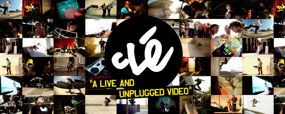 Cliche_Skateboards_Clé_Live_and_unplugged_Video