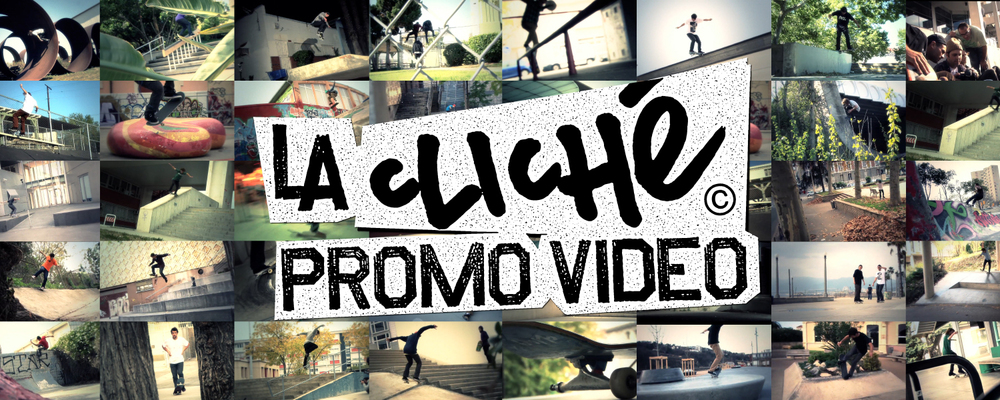 Cliché_Skateboards_LA_Promo_Video