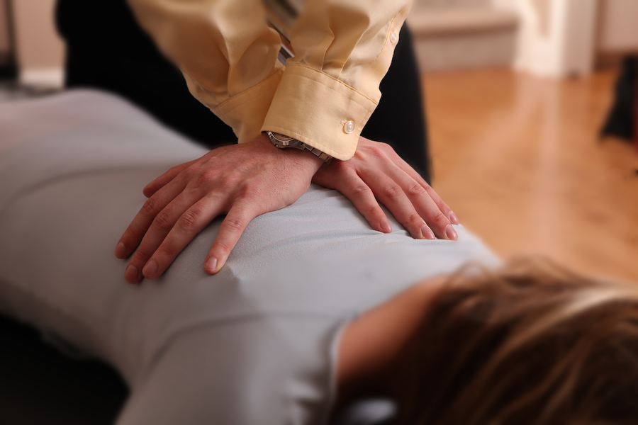 chiropractic treatment by north Ryde chiropractor