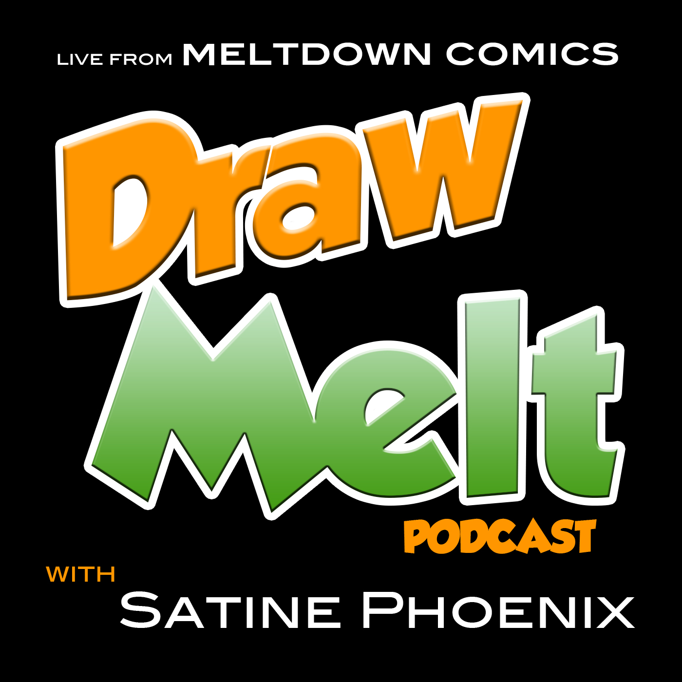 DrawMelt Podcast