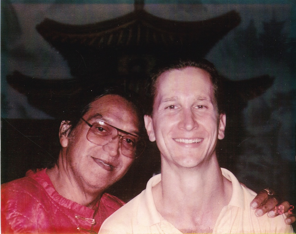 Pai Pono li & Grandmaster Daneil K Pai