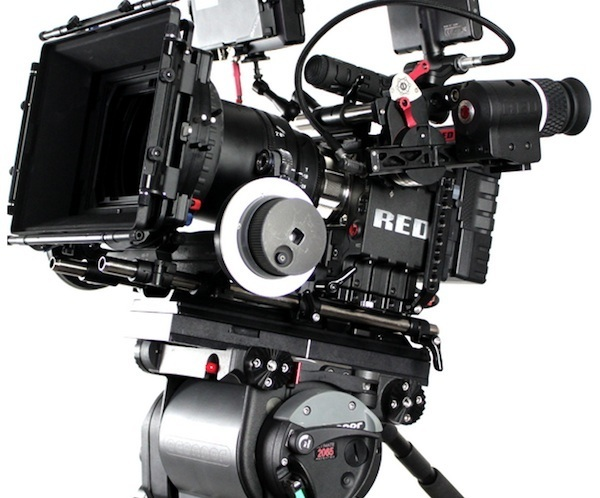 """RED EPIC-X With PL &EF Mount  5""""Touchscreen LCD DSMC Side Handle  REDMote  RedLink Wireless Follow Focus System DSMC Side SSD Module 2x 512gb SSD Card 2x RED Volt Batteries 1x Red Chargers 2x Red Bricks"""