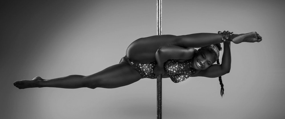Black Girls Pole lONDON SHOWCASE - JUNE 16TH, 2018