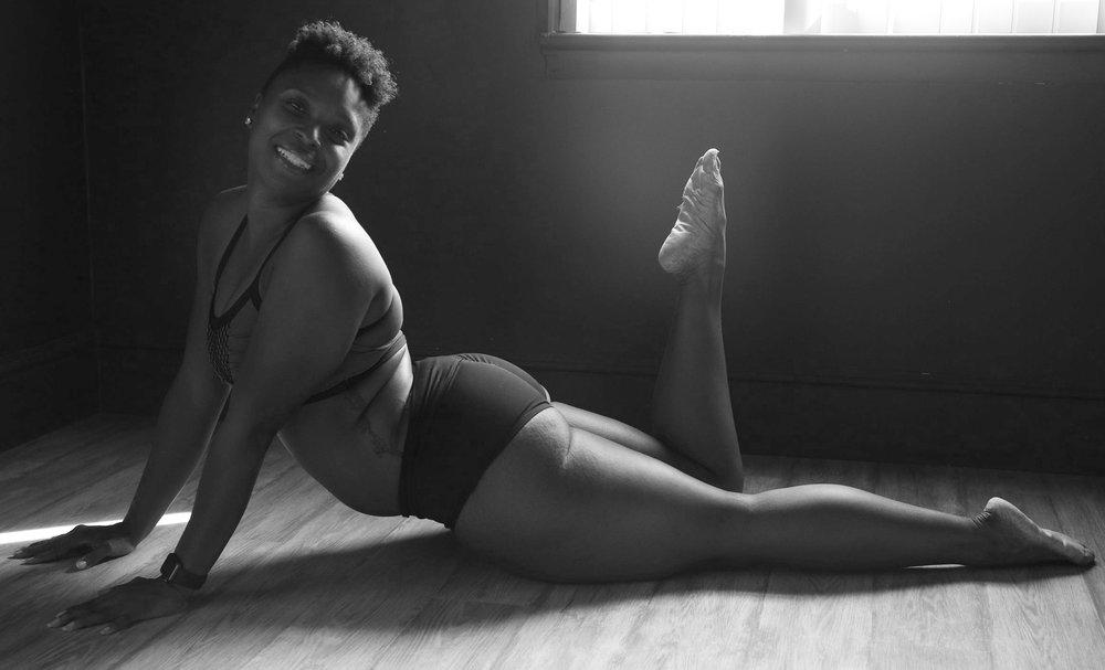 Black Girls Pole Jackson Ms Summer Intensive - JULY 14,2018