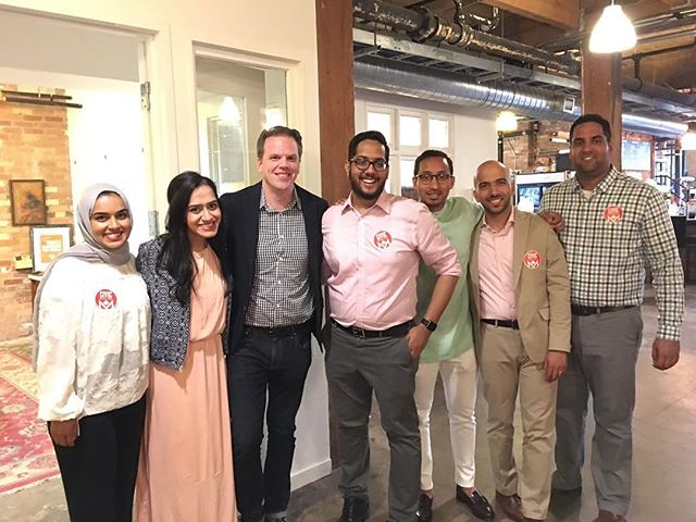 🎉😀Throwback to last year's #GIVTAR! Super excited to be hosting this year at the one & only @bombaystfoodto! Join us to support local food banks with the #Give30 campaign. #CivicMuslims #Ramadan