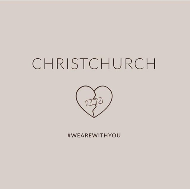 Our thoughts and prayers are with those affected by the horrendous and senseless acts committed at 2 mosques during Friday Jummah prayers in #Christchurch New Zealand. 🇳🇿 Hate has no place anywhere.