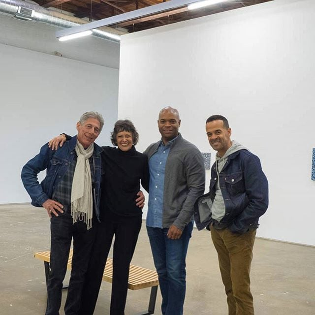 Had a great conversation today with Joan Davidow at Site 131 for the next Project in-Visible podcast and the first for 2015. Check her out at 131 Payne St in the Design District