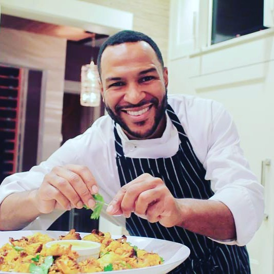 Featuring Chef Steven Couch otherwise known as Mr. Eat Right. Check him out on our new podcast episode. #mreatright #chef #detroit