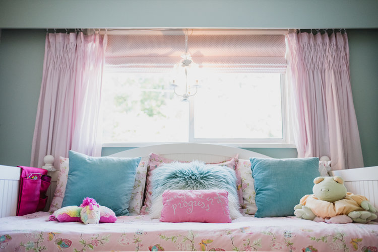 Girly Girls Bedroom. Girly Girl Bedroom   Little Nest Design