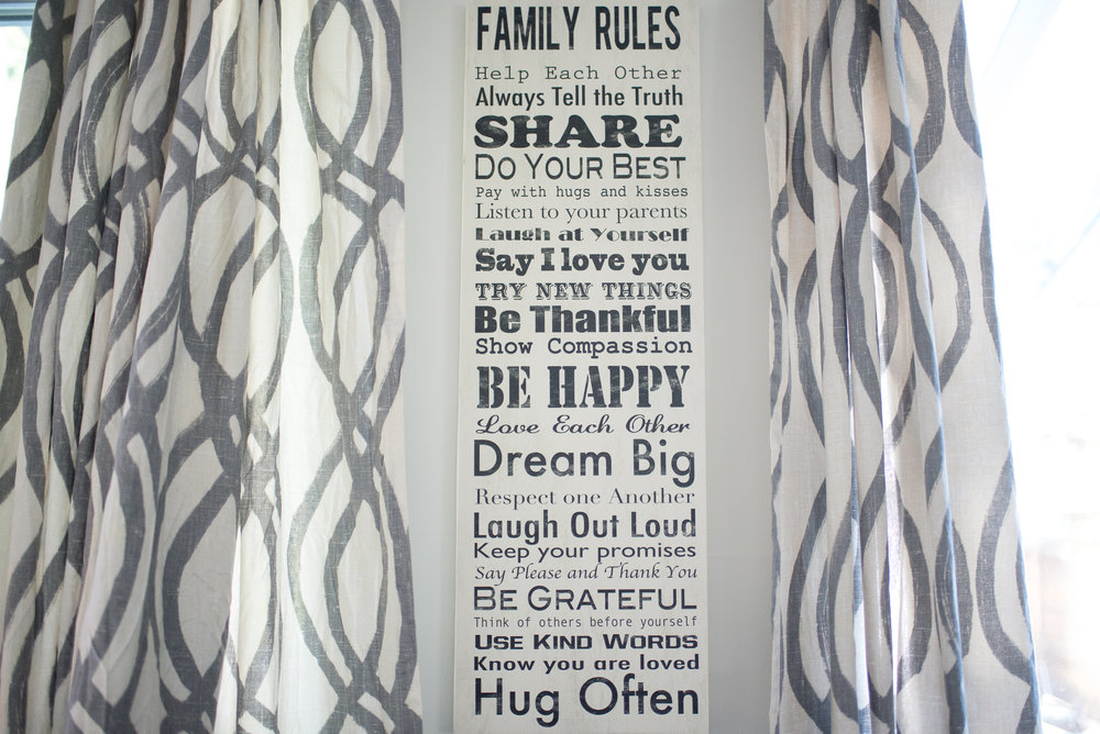 """Family Rules"" (Felicia Chang Photography)"