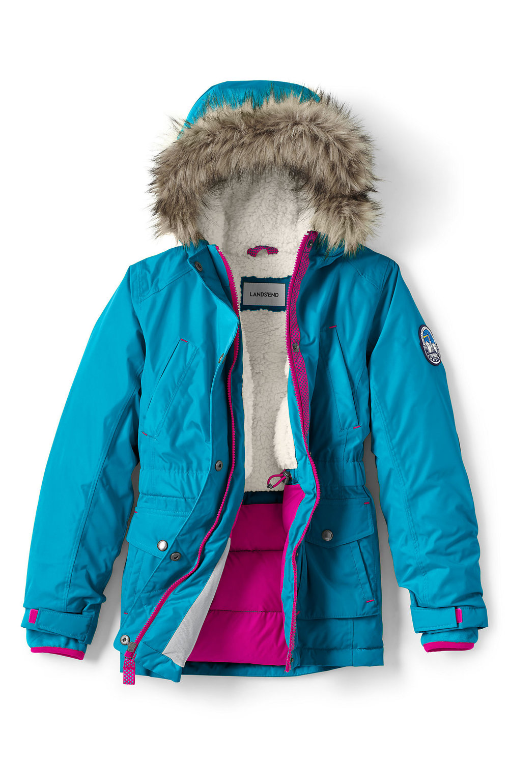 Girl's Expedition Parka
