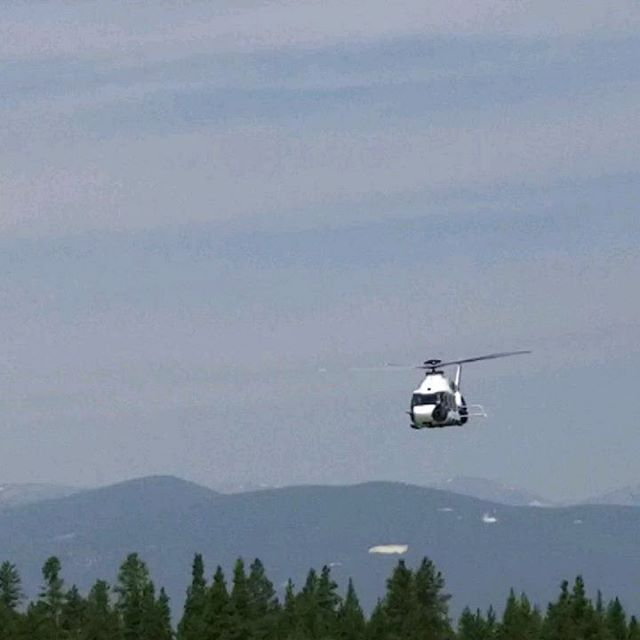 #goodbye #airbus #thankyou for staying with us for the #h160 #highaltitude #testing #safetravels #home to #france🇫🇷