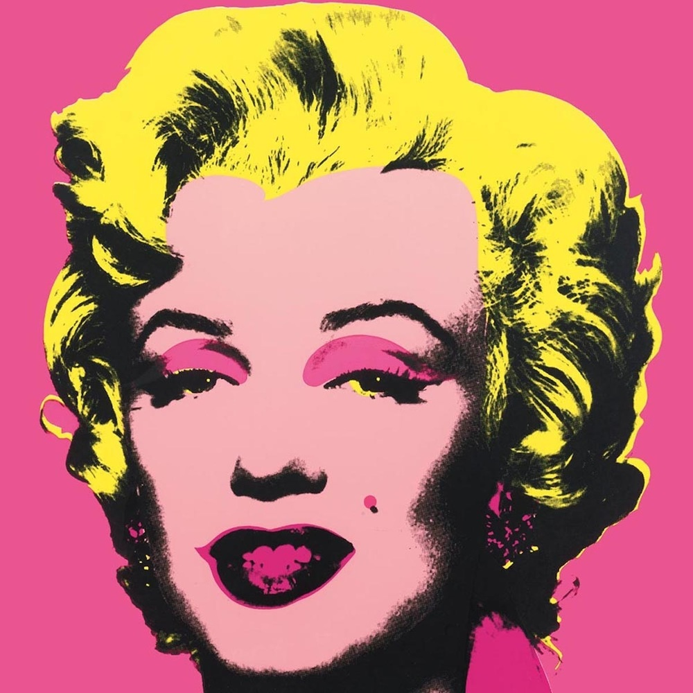 Andy Warhol, Marilyn_credit_ © 2015 The Andy Warhol Foundation for the Visual Arts, Inc.  Artists Rights Society (ARS), New York
