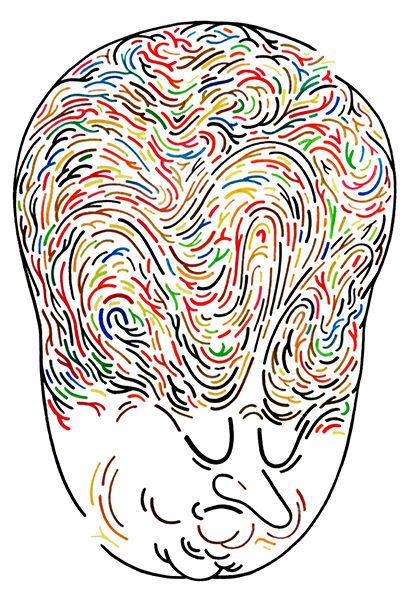 Artwork by Dani Crosby