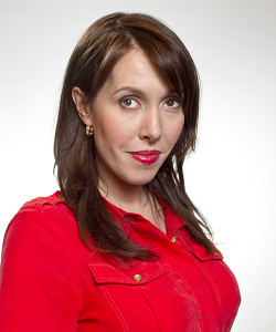 Deana Sumanac-Johnson, CBC arts reporter