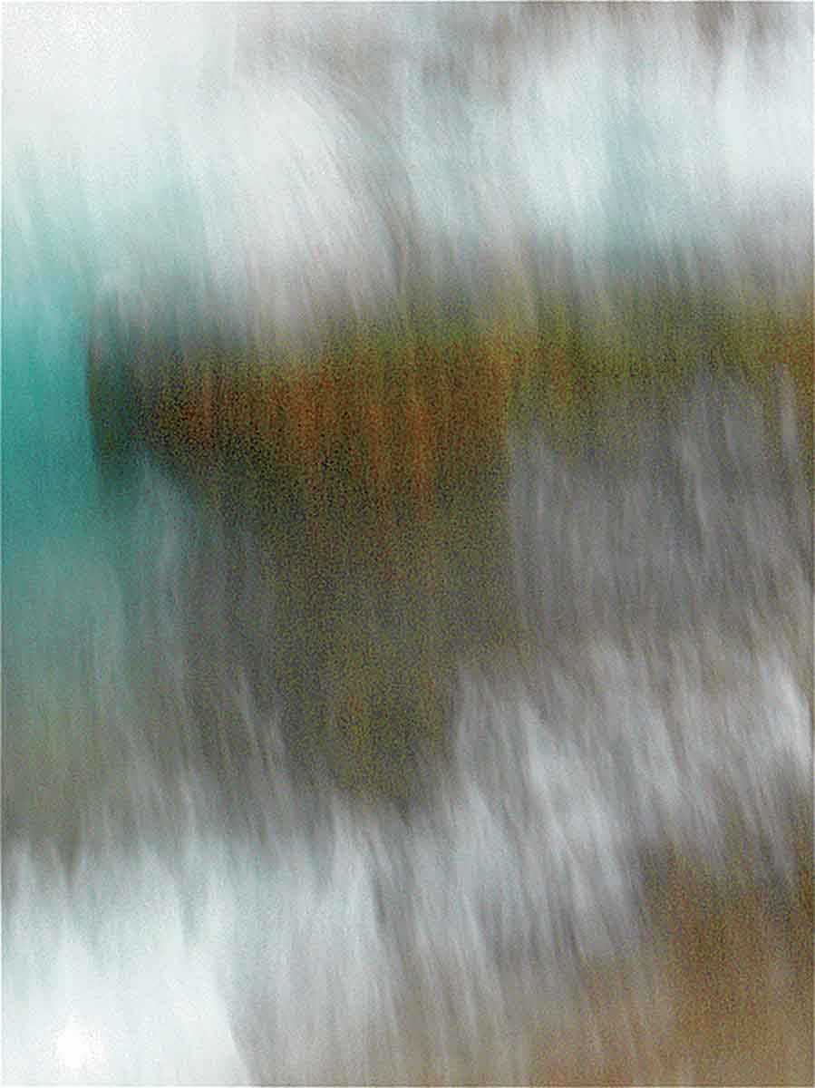 Mary Conover, Windy Coast, Archival Pigment Print, 34 x 43 IN