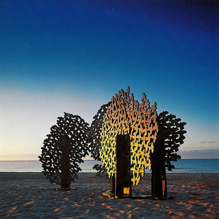 Vicktor Tinkl - Bird Trees - Art Gallery of Hamilton