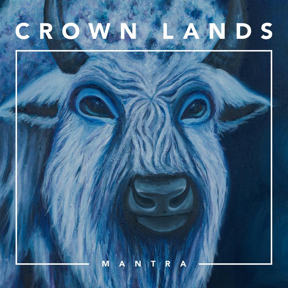Crown Lands plays Sun Mar 18 at 1 p.m.