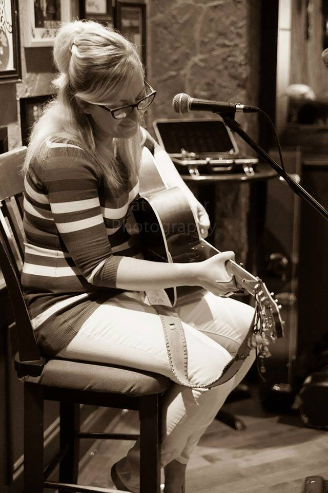 Melanie J Hebert plays Tuesday Mar 21 at 10 p.m. and Thursday Mar 23 at 6 a.m.