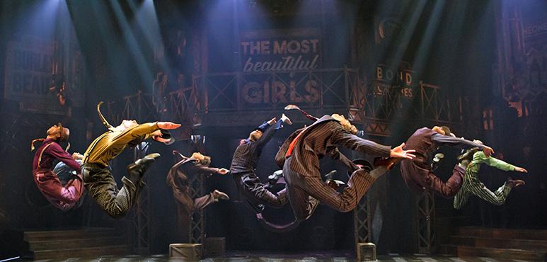 THE CRAPSHOOTERS' DANCE taken by Cylla von Tiedemann.