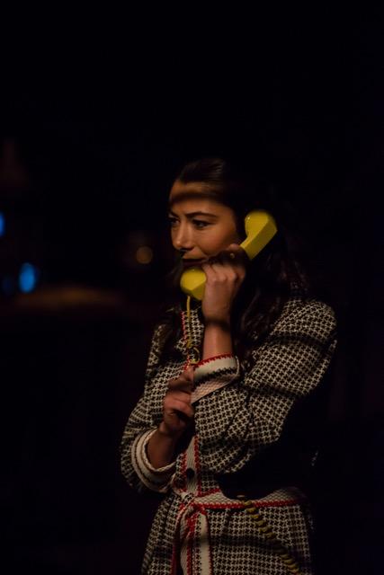 Silvina D'Alessandro - photo by Mark Tingle