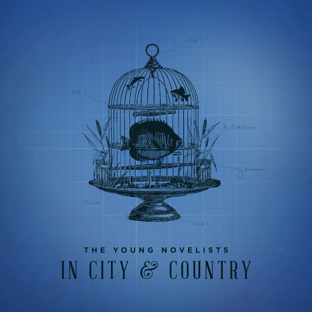 The Young Novelists_in city & country_Album Cover Art.jpg