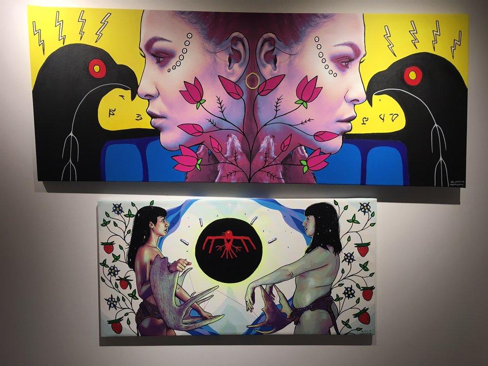 Aura (feat. Chief Lady Bird) Sacredness 2018 Nancy King (Chief Lady Bird feat. Aura) Kinship 2018