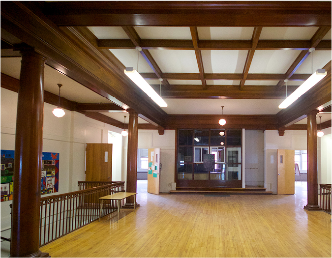 360 Insights converted R.A. Sennet school into their new HG - it will be open to the public for Doors Open Whitby