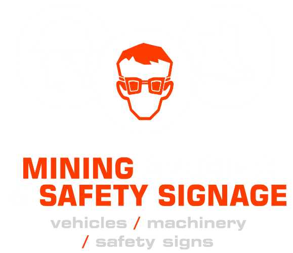 Mine Spec Signs Hi Vis Signs Ppe Signage 3m Reflective Mine