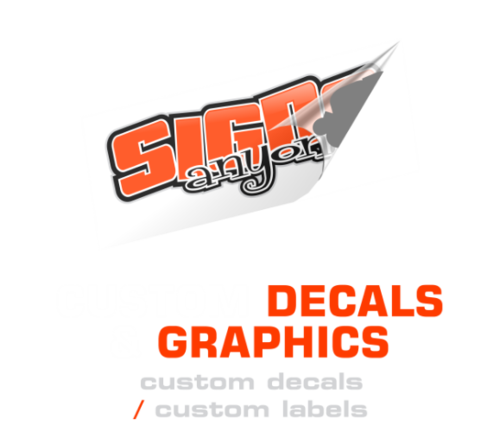 Custom professional decals stickers and labels for just about anything high quality made to last